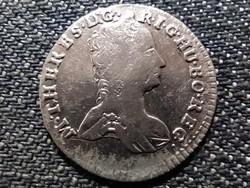Csehország Mária Terézia (1740-1780) ezüst 3 Krajcár 1762 (id41075)