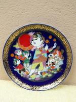 Rosenthal porcelán  falidísz