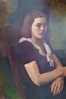 Báró Hatvany Ferenc: Női portré
