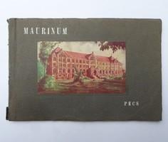 Szent Mór - Kollégium - Maurinum, Pécs, 1929