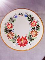 Bodrogkeresztúri fali tányér 24 cm