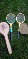 Retro Szovjet teniszütők