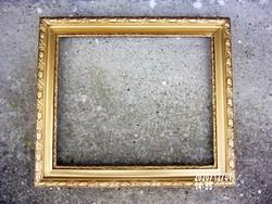 Antik képkeret 29x34.5 cm-es falcmérettel