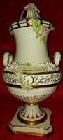 Royal Dux fedeles váza