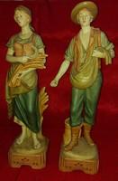 Royal Dux páros figurák