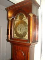 Barokk álló óra cirka 1780 évekből
