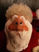 Mikulás, puttonnyal - ritka darab, karácsony