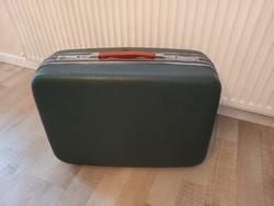 Retro olasz Bric's bőrönd_AMC légitársaság