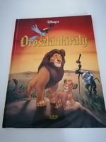 Disney: Az oroszlánkirály(Képregény)