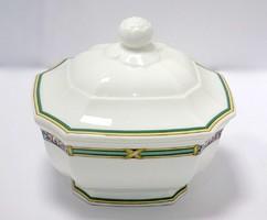 Angol porcelán cukortartó (ZAL-BI40662)