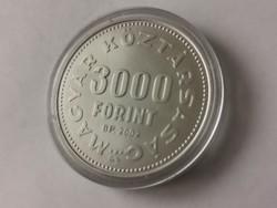 Kovács Margit ezüst 3000 Ft,31,46 gramm 0,925 Ritka