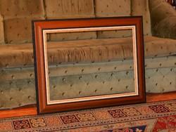 50 x 70 cm-es képhez minőségi keret, kitűnő állapotban