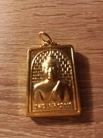 Buddha medál eredeti dobozában