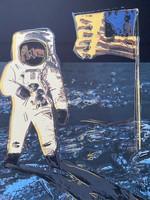 Andy Warhol- Moonwalk