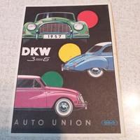Régi DKV képeslap