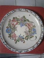 Kerámia tányér Hódmezővásárhely