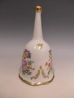 Wallendorfer porcelán csengő Karácsonyra