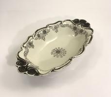 Gyönyörű Waldershof Bavaria porcelán kínáló