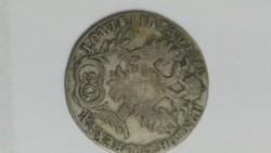 Ezüst körmöcbányai 1811-es húszkrajcáros