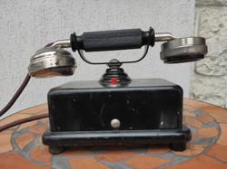 Antik telefon, különleges ritkaság gyüteménybe,dekor,felmérés szinhàz stb.