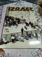 Izrael . Gyönyörű könyv.