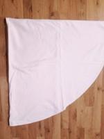 Halvány rózsaszín damaszt asztalterítő  átm. 160 cm