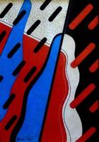 Deim Pál : Szentendrei Figurák c. festménye