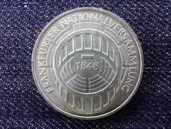 Németország 125 éves a Frankfurti Nemzetgyűlés .625 ezüst 5 Márka 1973 G (id14420)