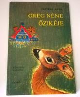 ÖREG NÉNE ŐZIKÉJE - FAZEKAS ANNA - RÓNA EMY RAJZAIVAL