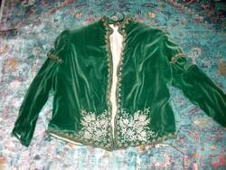 Antik díszruha, kabát