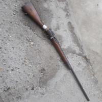Gras rendszerű puska riasztóvá hatástalanítva