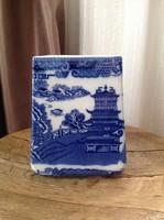Régi angol RINGTONS porcelán edény keleti mintával