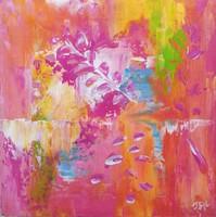 ORGANIC Absztrakt festmény Egyedi, eredeti alkotás!Szignózott,Közvetlen a művésztől!