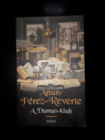 ARTURO PÉREZ REVERTE - A DUMAS-KLUB