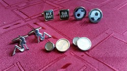 Old cufflinks collection for sale! 4 Pair