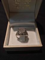 925 ezüst női pecsétgyűrű