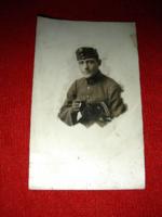 Katona fotó-képeslap