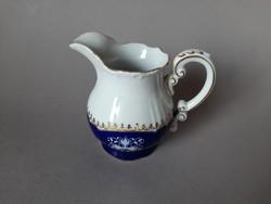 Zsolnay pompadour II. kávés készlet tejszínes kancsója