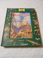 Francisco Arredondo: Kalózok puzzle kirakó gyerek könyv