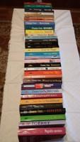 Danielle Steel könyvek 39 db, (200 Ft/ db)