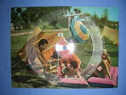 Colorvox 45 Képeslap hanglemez