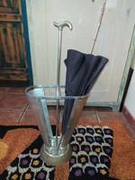 Vintage esernyőtartó