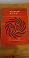 Öveges József Érdekes fizika - antikvár könyv 1967