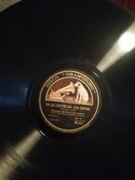 Gramofon lemezgyűjtemény