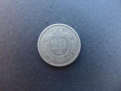 20 heller 1894 Ausztria