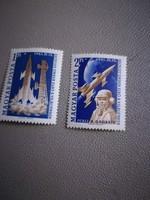 1961-es Az első ember a világűrben Gagarin **