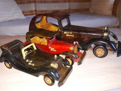 Festett fa oldsmobil modell autók eladók