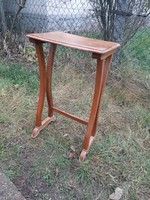 Biedermeier asztal lerakòasztal szervizasztal (pl.laptopasztalnak ideàlis)