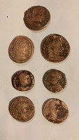 Római pénzek