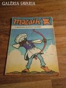 Mozaik 1987/3. A BALKEZES ELEFÁNTVADÁSZ